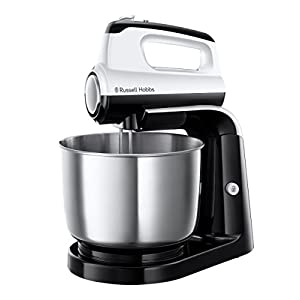 Russell Hobbs 24680-56 Stand Mixer with Bowl Horizon-24680-56, Grey, Black