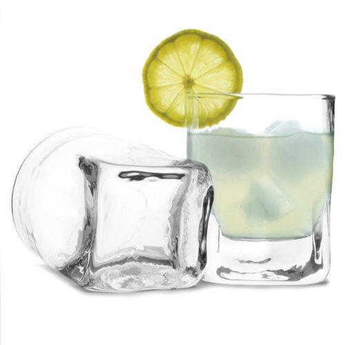 Durobor 342/38 Quartz Old Fashioned Whiskyglas 330ml, 6 Gläser, ohne Füllstrich