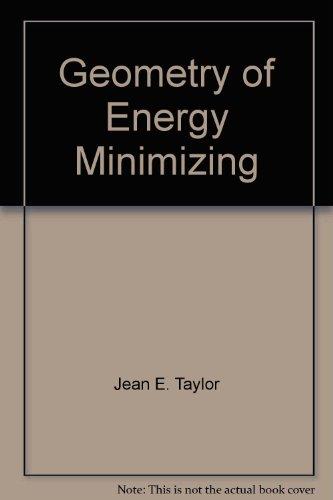 Geometry of Energy Minimizing