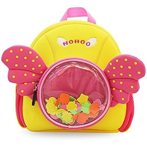 Nohoo 3D Animal Mochila Infantil
