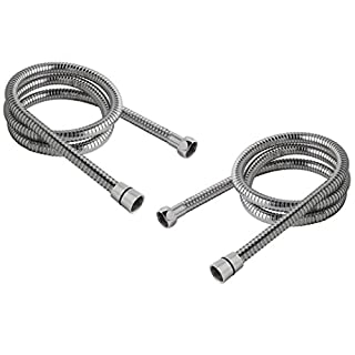 Alfred Victoria 1.5 Metre 8mm Bore Shower Hose (2 Pack)