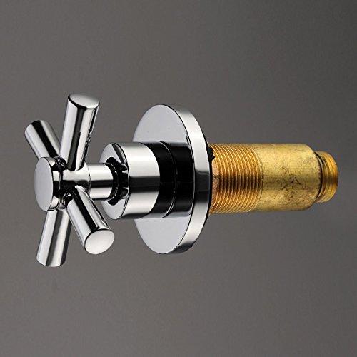 Preisvergleich Produktbild Generic o-1-o-5339-o Filler Spüle Mixer CET Fledermaus montiert Waschbecken K Mixer Modern Chrom 3 ED Basi Wasserhahn Badewannenarmatur Les Wal Löcher Wand NV _ 1001005339-nhuk17 _ 1996