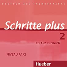 Schritte plus 2: Deutsch als Fremdsprache / 2 Audio-CDs zum Kursbuch