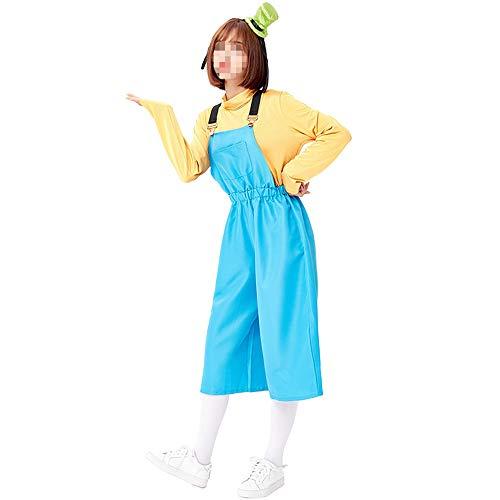 YyiHan Halloween Kostüm, Outfit Für Halloween Fasching Karneval Halloween Cosplay Horror Kostüm,Cartoon Anime Charakter Hündchen Spielen Riemen Niedlichen Welpen - Sexy Cartoon Charakter Kostüm