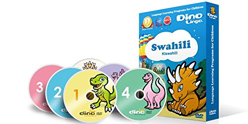 Suaheli lernen DVDs für Kinder