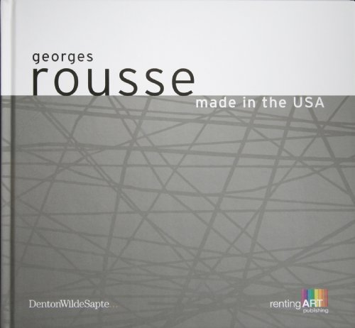 Georges Rousse, made in the USA