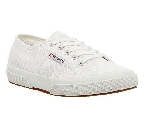 Superga 2750 White - 5 UK