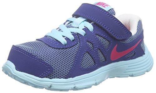 Nike Mädchen Revolution 2 PSV Laufschuhe, Violett (Copa/Vivid Pink-Insignia Black-White), 30 EU - Mädchen Revolution Nike 2