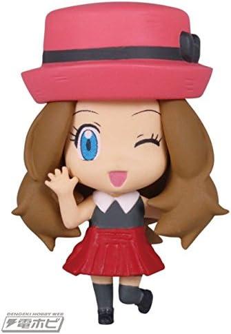 Pokemon Girls Deformed Mini Figure Swing Keychain~Serena | D'adopter La Technologie De Pointe