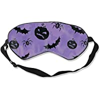 Eyes Mask Comfort Happy Halloween Silk Mask Contoured Eye Masks for Sleeping,Shift Work,Naps preisvergleich bei billige-tabletten.eu