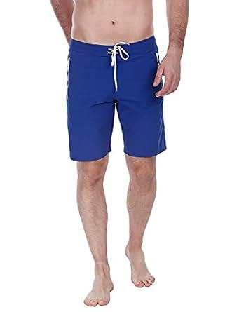 Zobello Men's Swim Shorts (41006A_Royal _X-Small)