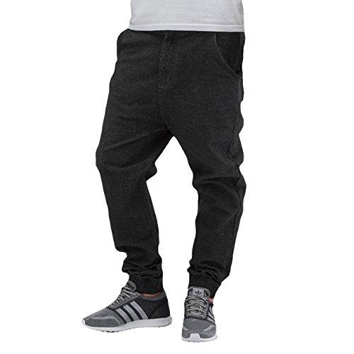 Rocawear Homme Jeans / Antifit New Noir
