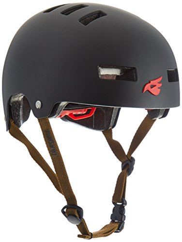 Bluegrass Helm Super Bold,Matt Black/Brown, 51-55 cm