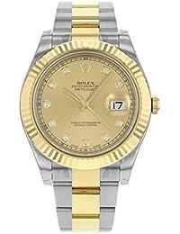 Rolex Datejust II 116333 CHDOHerren-Armbanduhr, Stahl, 18kt Gelbgold, automatisch