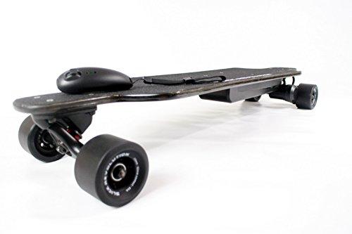 Longboard-lectrique-6-Max-Eboard-de-Carbone-Moteur-1200W-Vitesse-maximale-de-20mph-Porte-de-11-13-miles