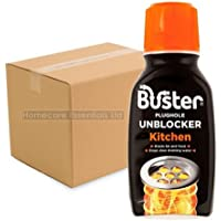 Amazoncouk buster drain cleaner for Best bathroom drain unblocker