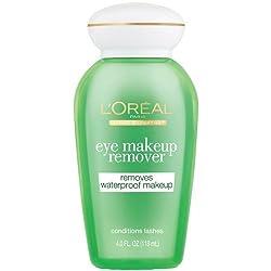 LOreal Paris Clean Artiste Eye Makeup Remover, Waterproof, 4-Fluid Ounce