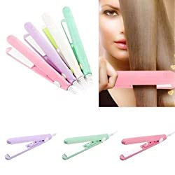 ystore Mini Shape Hair Straightener Hair Straightening Tools Irons High Quality Cute Cartoon Flat Irons