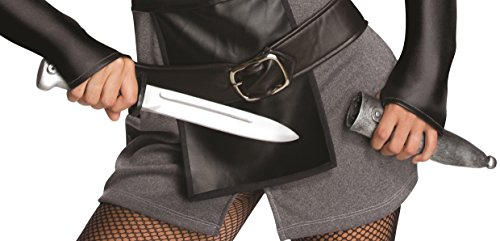Sucker Punch Rocket Knife & Sheath Costume Accessory Weapon