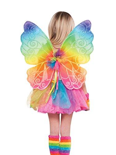 el Kostüm Zubehör Kinder (Kinder Kostüme Flügel)