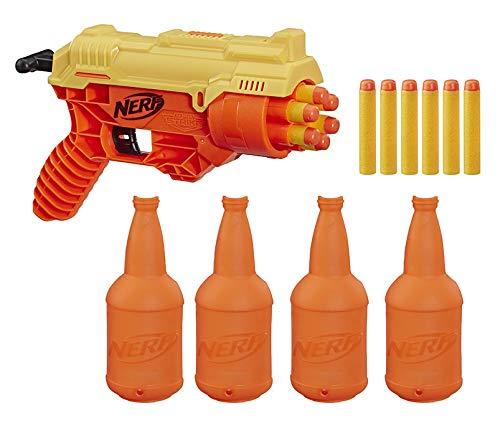 Hasbro Nerf Alpha Strike Cobra con Bersagli Pistole E Fucili A Pallini O Altri, Multicolore, 5010993625819
