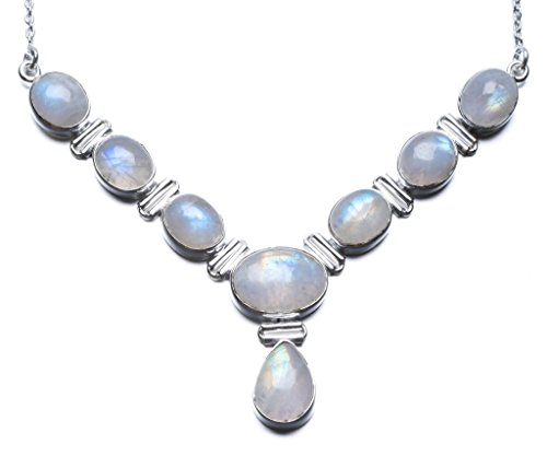 stargems-tm-naturale-pietra-di-luna-arcobaleno-design-unico-925-sterling-silver-necklace-18-1-4