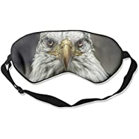 Sleep Eye Mask Eagle Bird Head Lightweight Soft Blindfold Adjustable Head Strap Eyeshade Travel Eyepatch E8 preisvergleich bei billige-tabletten.eu