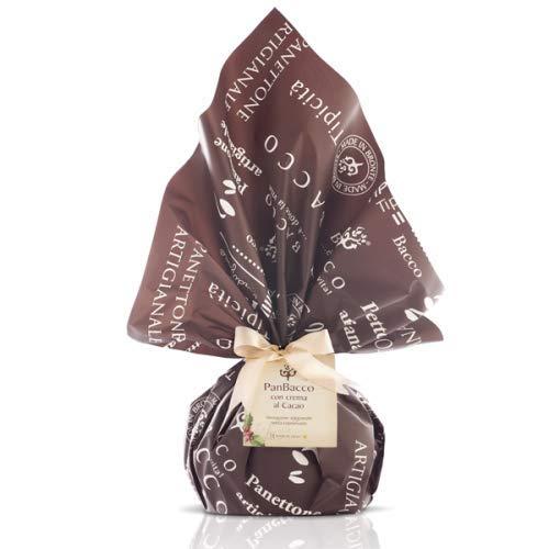 Bacco PanBacco Retro Panettone, Kuchen mit Schokolade, 1Kg.