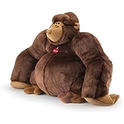 Trudi - Gorila Rocco, 100 cm, Color marrón (27404)