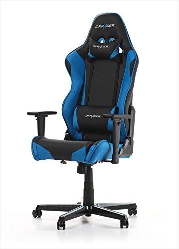DX RACER – Siege Racing RF0 Noir/Bleu – OH/RF0/NB
