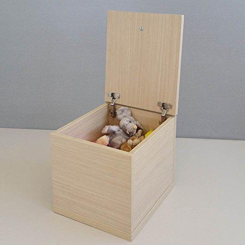 Baúl infantil juguetero Natural
