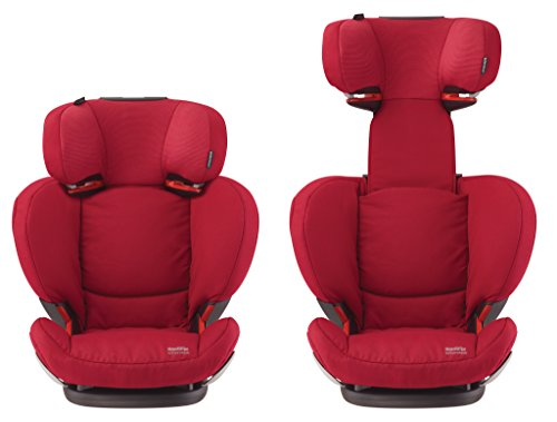 Maxi-Cosi RodiFix Air Protect Group 2 and 3 Car Seat – Robin Red