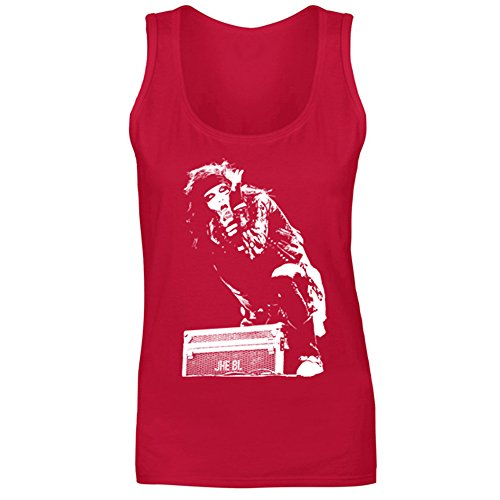 Flip - T-shirt - Donna Rosso