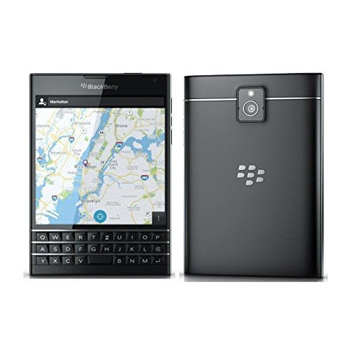 Blackberry Passport 32GB, Black QWERTZ