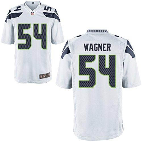 Preisvergleich Produktbild 54 Bobby Wagner Trikot Seattle Seahawks Jersey American Football Shirt Mens White Size M(40)