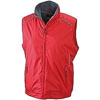 Ladies' Club Vest/James & Nicholson (JN 1017) S M L XL XXL