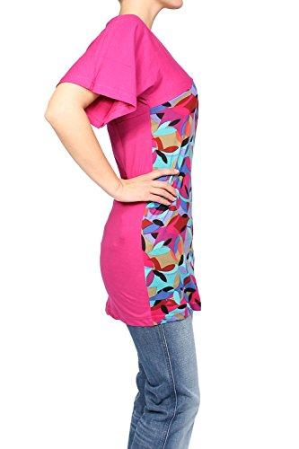 DESIGUAL - Tunique pour Femme Multicolore
