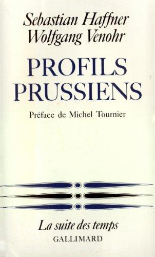Profils prussiens