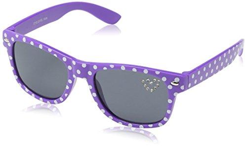 Eyelevel Mädchen Pixie Sonnenbrille, Violett-Violett, One size
