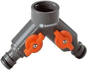 Gardena 938-20 2-Wege-Ventil für Wasserhähne