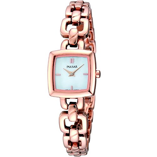 Pulsar Watch PEGG60X 1PEGG60–For Women Color Rose Gold