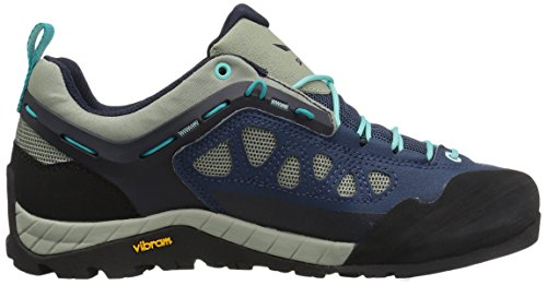 SALEWA Firetail 3, Scarpe da Trekking Donna Multicolore (Dark Denim/aruba Blue)