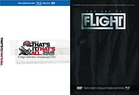 Art of Flight / That's it That's All Combo Pack
