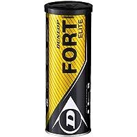 كرات التنس المكونة من 3 قطع من Dunlop Fort Elite - مقاس صغير