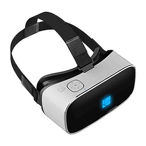 VR One-Piece Lunettes Reality Reality Smart Lunettes de jeu 3D Lunettes Oculus Connect Computer
