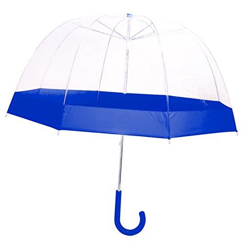 Le Monde du Parapluie Paragua clásico, transparente (Transparente) - CHL361E004B Le Monde du Parapluie