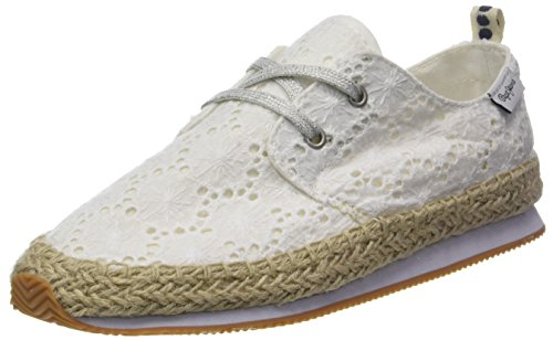 Pepe Jeans Babel Embroidery, Sneakers Basses Fille