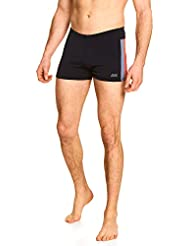 Zoggs Men's Surfside Spliced Hip Racer Swimming Briefs