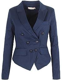 Veste blazer ( Taille S à XL ) - Femme - By Emma & Giovanni