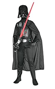 Star Wars Rubie's Official Disney Child Darth Vader Child Small Ages 3-4 by Rubie's
